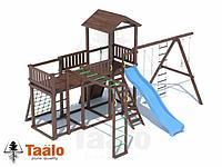 Детский игровой комплекс Taalo C 1.1\1.2 640 х 425 х 340 см