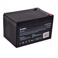 Sven SV 12V12Ah сменные аккумуляторы акб для ибп (SV-0222012)