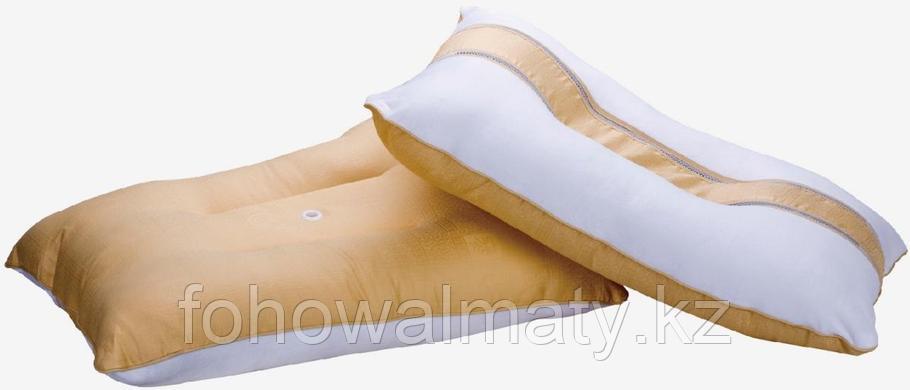 Лечебная подушка fohow снижает давление, улучшает сон, убирает боли ломоту в шее, плече, голове, фото 2