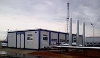 Блочно-модульные котельные мощностью до 80 мВт