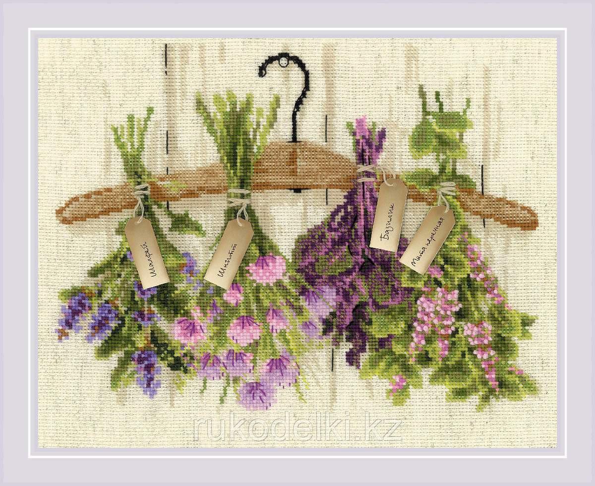 """Набор для вышивания крестом """"Пряные травы"""""""