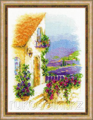 """Набор для вышивания крестом """"Прованская улочка"""""""
