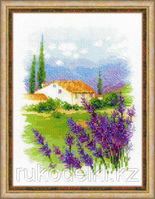"""Набор для вышивания крестом """"Ферма в Провансе"""""""