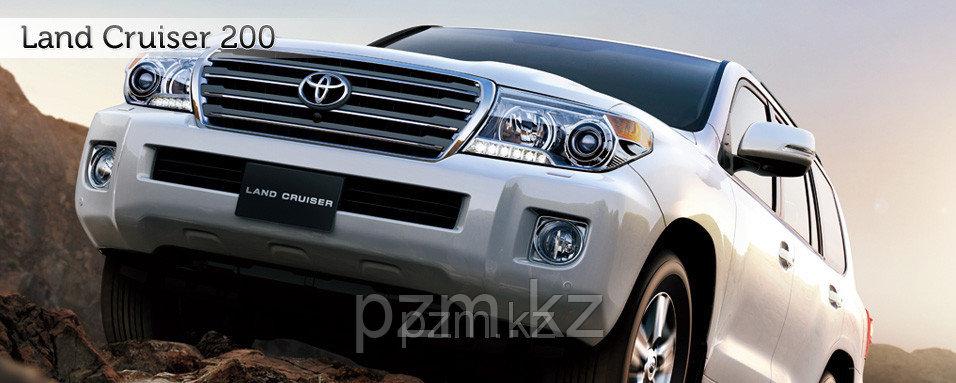 Замена масла в АКПП Toyota Land Cruiser 200 (2008 - )  4.5 л, дизель, 235 л.с., АКПП   4WD   АКПП № AB60F
