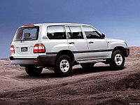 Замена масла в АКПП Toyota Land Cruiser 100 4.2 VX-AT (01.1998 - 12.2007) АКПП A750F, фото 1