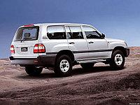 Замена масла в АКПП Toyota Land Cruiser 100 4.7 VX-AT (01.1998 - 12.2007) АКПП A750F, фото 1