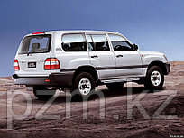 Замена масла в АКПП Toyota Land Cruiser 100 4.7 VX-AT (01.1998 - 12.2007) АКПП A750F