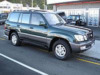 Замена масла в АКПП Lexus LX470 4.7 R1-AT (08.2002 - 11.2007)  АКПП A750F 5/1, фото 1