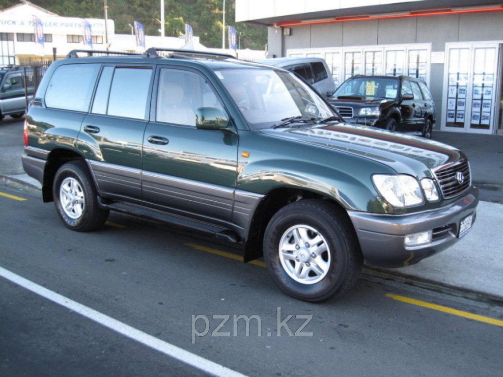 Замена масла в АКПП Lexus LX470 4.7 R1-AT (08.2002 - 11.2007)  АКПП A750F 5/1