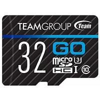 Карта памяти microSD Team Group TGUSDH32GU302