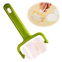Ролик для выдавливания кружков из теста Dumplings tools
