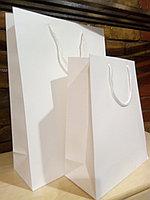 Изготовление  пакетов из картона