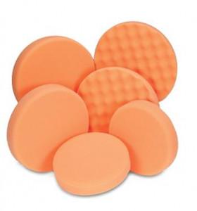 Антиголограммный полировальный круг Koch Chemie AntiHologrammSchwamm Orange