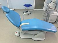 Перетяжка и реставрация стоматологических кресел
