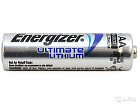 Батарейка Energizer Ultimate Lithium AA L91