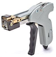 Инструмент для монтажа стальных стяжек с регулятором усилия затяжки и автоматической обрезкой ™КВТ