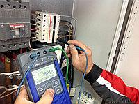 Замер сопротивления изоляции проводов и кабелей