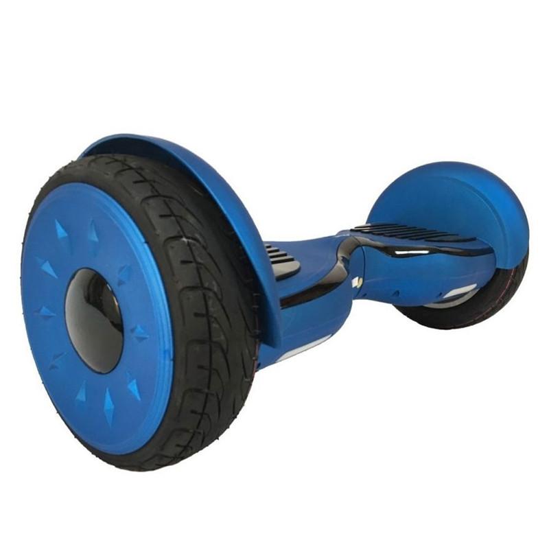 Гироскутер 10,5 дюймов (синий матовый)