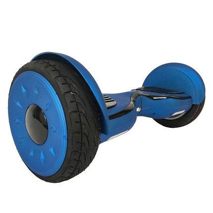 Гироскутер 10,5 дюймов (синий матовый), фото 2