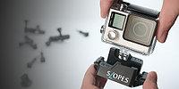 Подставка SLOPES для GoPro 3/3+/4/5/6/7, фото 1