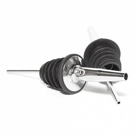 Комплект гейзеров хром, метал (2шт) Metal Craft BS-II-G