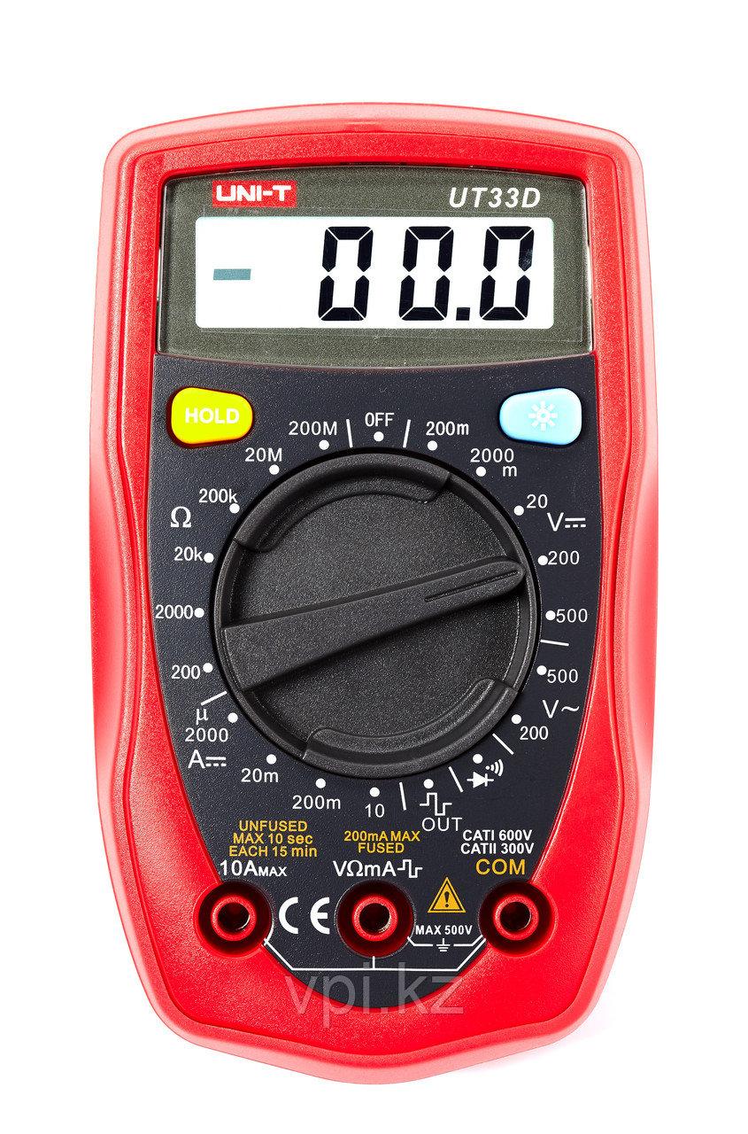 Мультиметр UT-33D