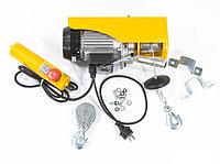 Тельфер, таль электрическая TF-1200, 1.2 т, 1800 Вт, DENZEL, 52018