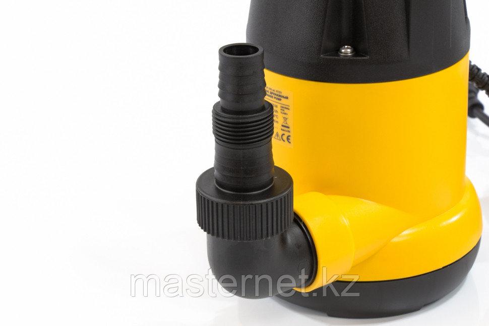 Дренажный насос DP250 250 Ватт, подъем 6 метров, 6000 л/ч, Denzel, 97221 - фото 2