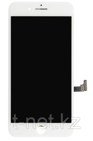 Дисплей Apple iPhone 8 PLUS с сенсором, (ОРИГИНАЛ ТАЙВАНЬ) цвет белый