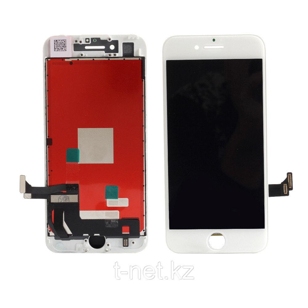 Дисплей Apple iPhone 8G с сенсором, (ОРИГИНАЛ ТАЙВАНЬ) цвет белый - фото 2