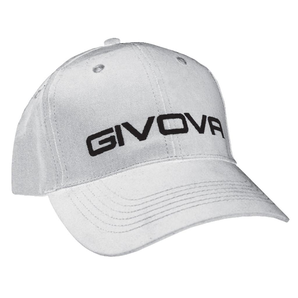 Кепка спортивная  Givova белая
