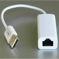 Сетевой адаптер USB 2.0 Ethernet Adaptor, Алматы