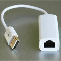 Сетевой адаптер USB 2.0 Ethernet Adaptor, USB LAN переходник, Алматы
