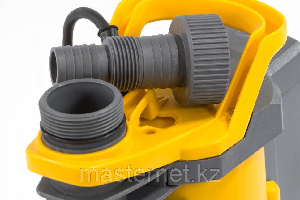 Дренажный насос 650 Вт, DPХ650, Х-Pro, подъем 7 м, 11500 л/ч, Denzel, 97225 - фото 3