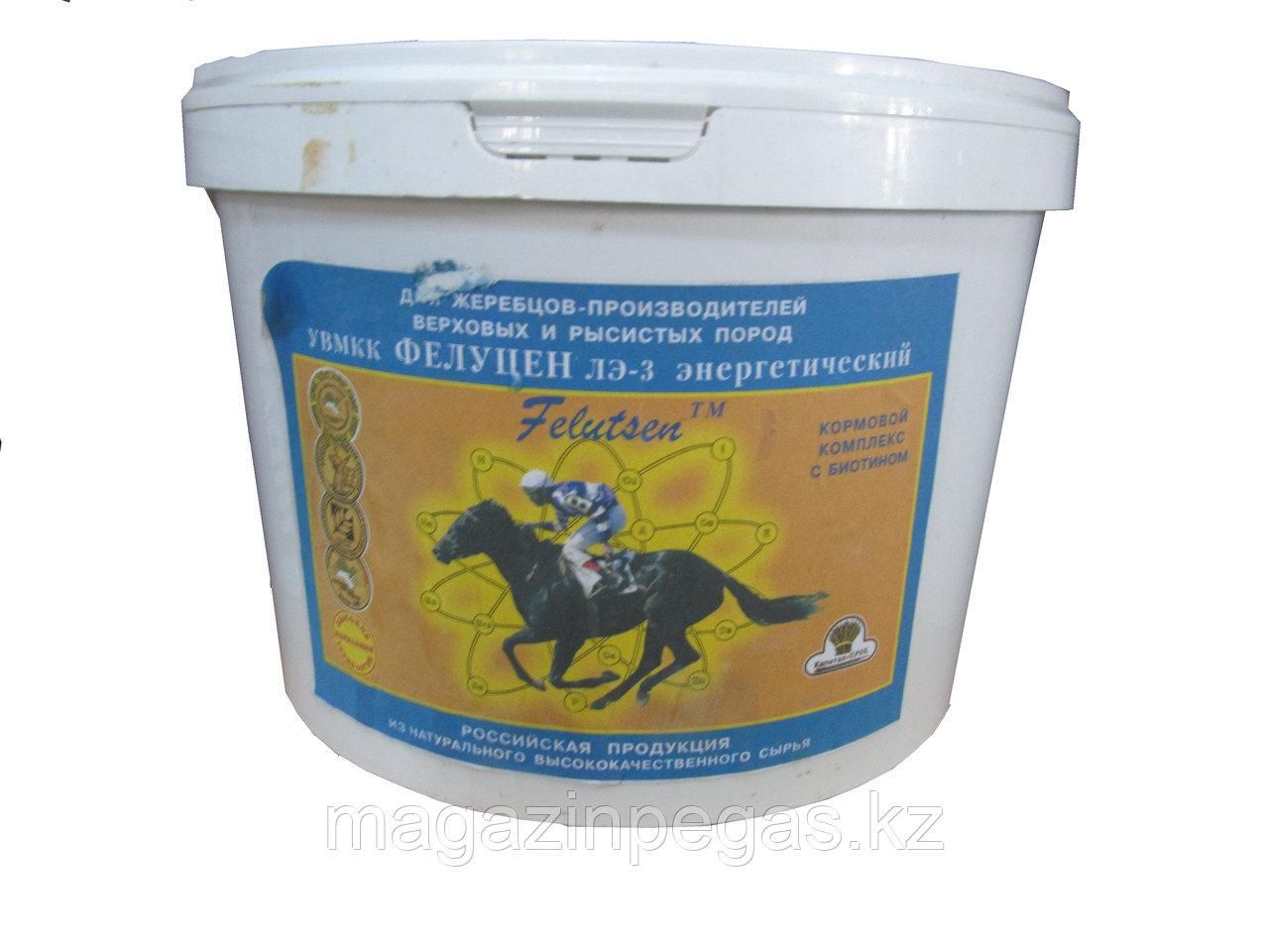 Фелуцен энергетический для спортивных лошадей.