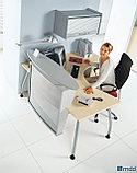 Стол офисный ALFA угловой  , фото 2