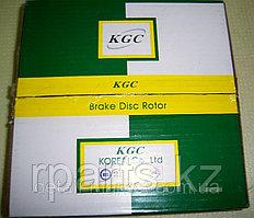 Передние тормозные диски Kia Cerato TD 09-12