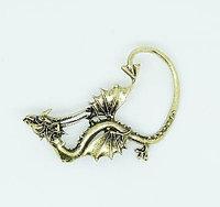 """Кафф """"Рогатый дракон"""", фото 1"""