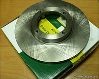 Передние тормозные диски  Kia Rio / Киа Рио