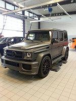 Обвес дубликат Hamann Spyridon на Mercedes-Benz G63 & G65 W463, фото 1