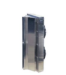 Воздушно-тепловая завеса Тепломаш КЭВ-36П4060E нержавейка (2-х метровая, с электрическим нагревателем)