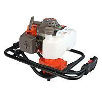 AE70D PATRIOT Мотобур бензиновый 3,5 л.с./70 см3, бак 1,3л, d бура 40-350 мм (без шнека)