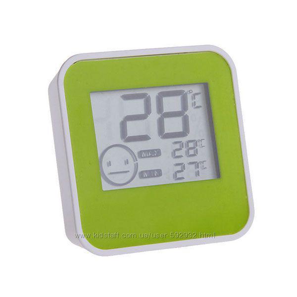 Термометр гигрометр DC205  внутренний на магните