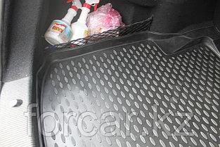 Коврик в багажник MERCEDES-BENZ С-Class W204 2007-2014, сед. (полиуретан) , фото 3