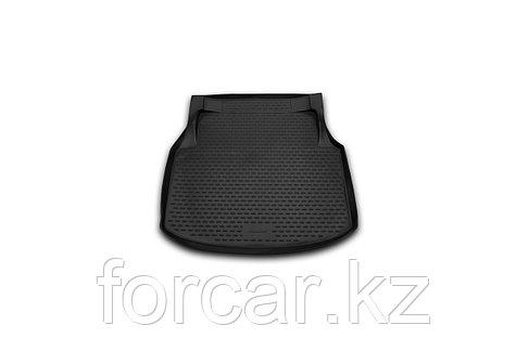 Коврик в багажник MERCEDES-BENZ С-Class W204 2007-2014, сед. (полиуретан) , фото 2