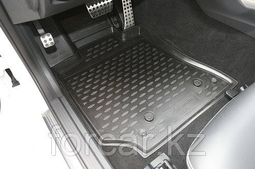Коврики 3D в салон MERCEDES-BENZ E-Class W212, 2009-2016, седан, 4 шт. (полиуретан), фото 2