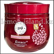Маска для волос Бэлисс с экстрактом ягод годжи питательная.