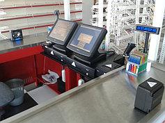 "Автоматизация супермаркета ""Береке"", г.Актау, промзона №9 4"