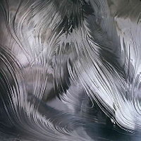 Pale Gray Baroque