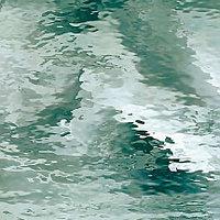Sea Green Waterglass